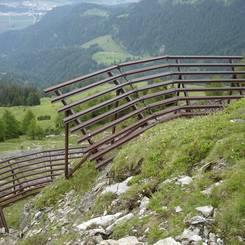 09 Permanent wirkende Stahlschneebruecken